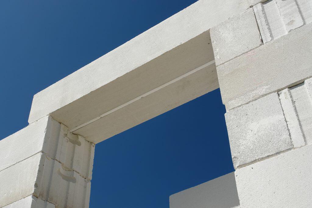 Bond Bean - Concrete Lintel
