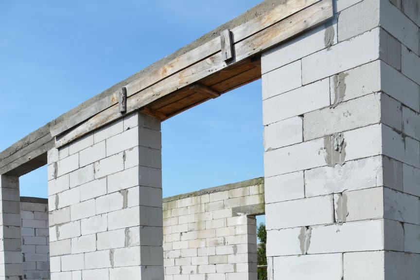 Concrete Bond Beam