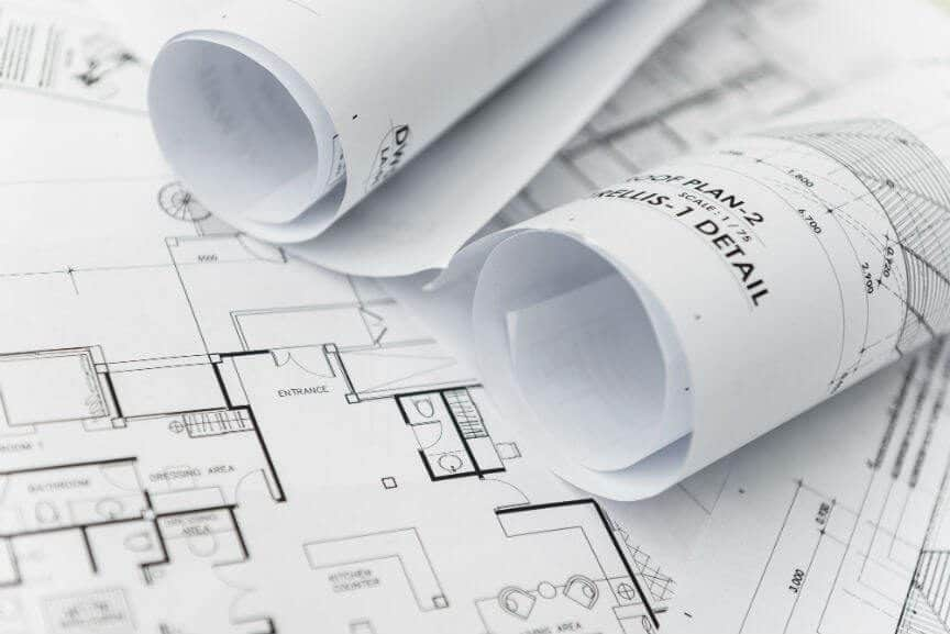 Floor Plans and Site Plans