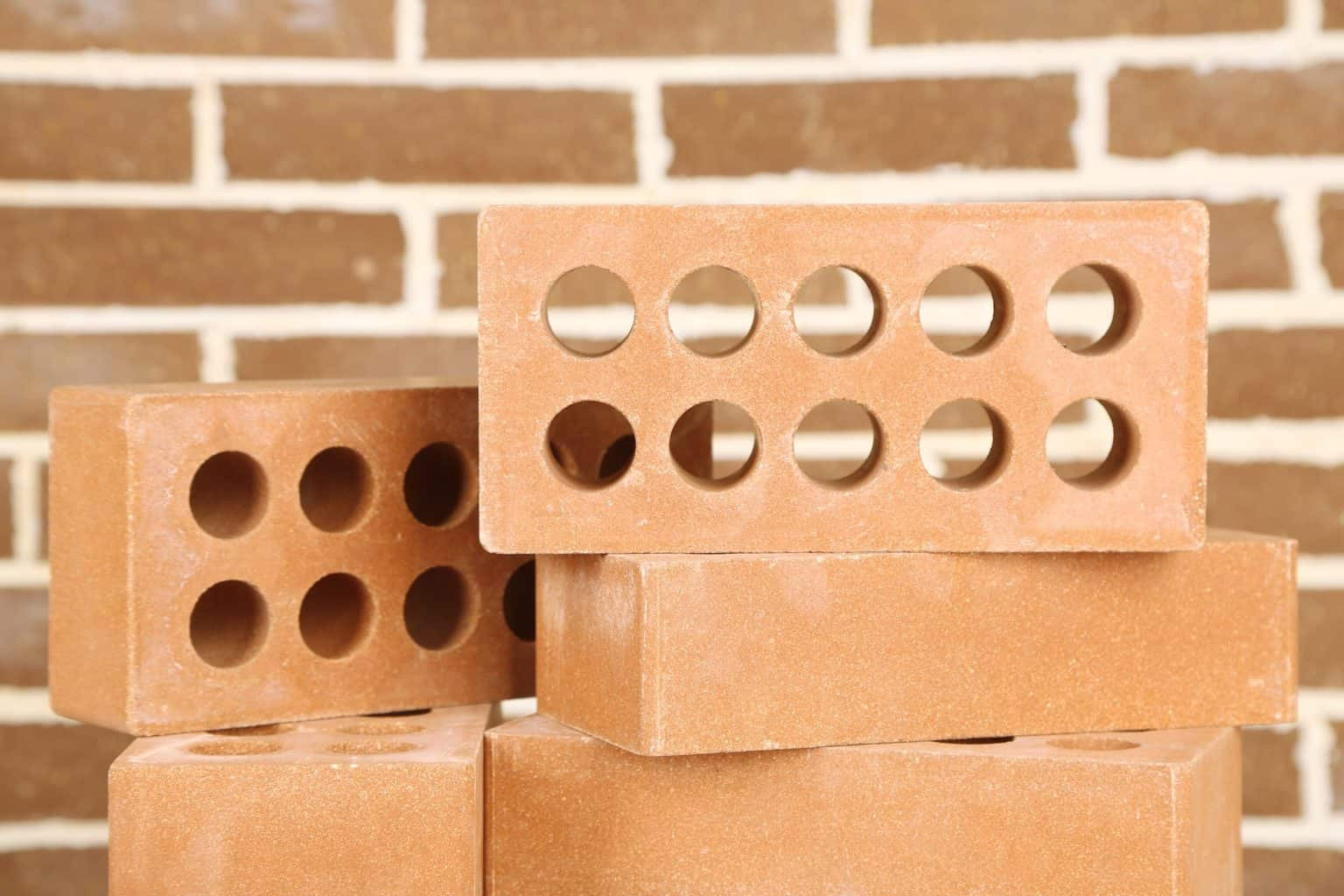 Why Bricks Have Holes A Simple But Brilliant Idea