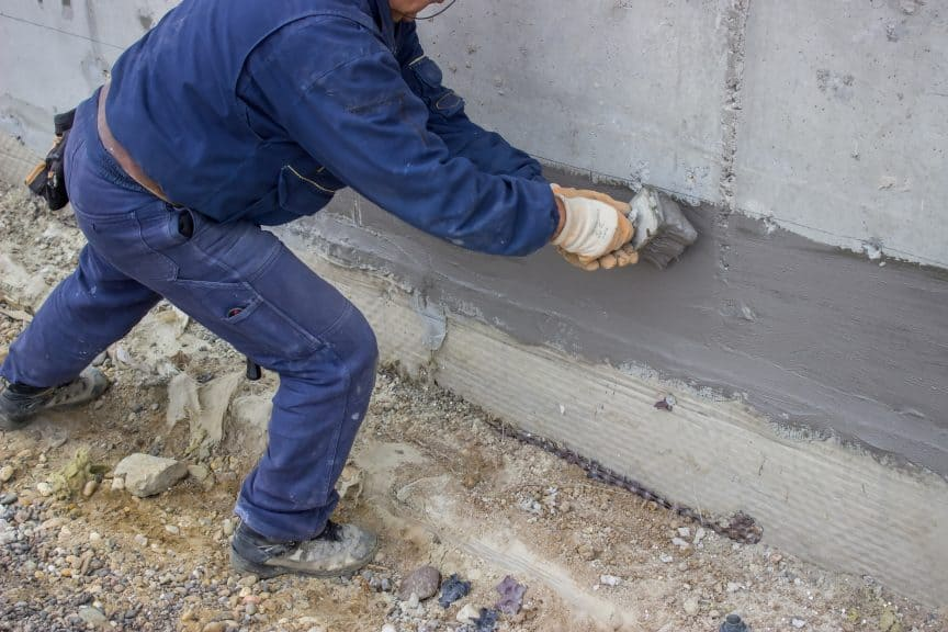 Damp Proofing Building Regulations