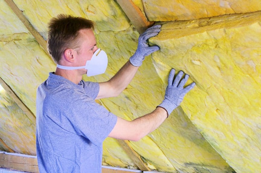 Insulate Ceiling or Roof