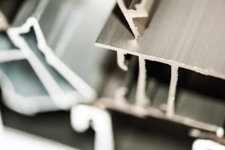 Anodized Aluminum Frame