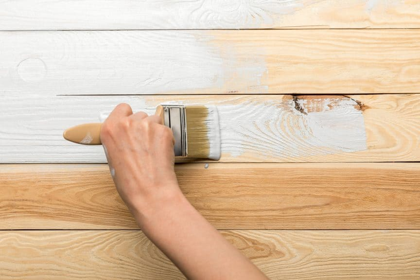 Using Drywall Primer to Paint Wood