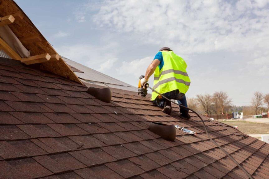 Reusing Roof Shingles