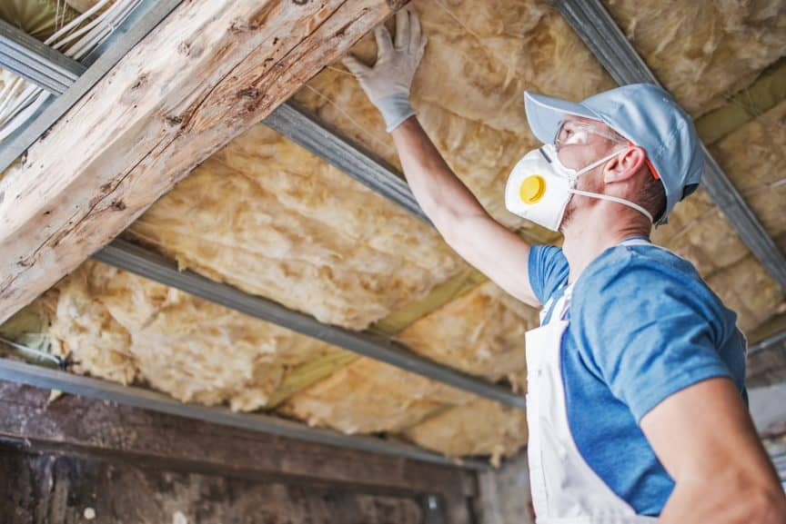 Basement Ceiling Insulation