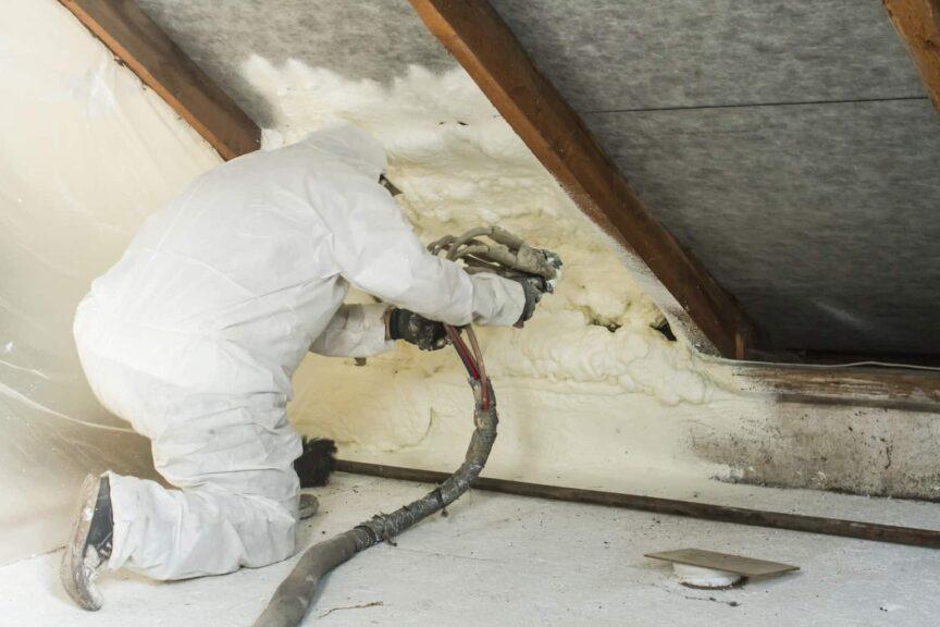 Spray-foam Insulation