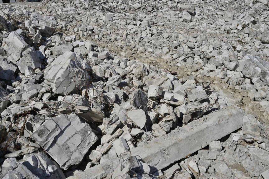 Crushed Concrete Aggregate
