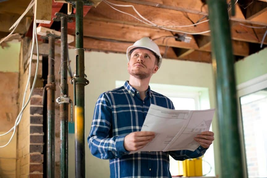 Hire a Contractor for Renovation